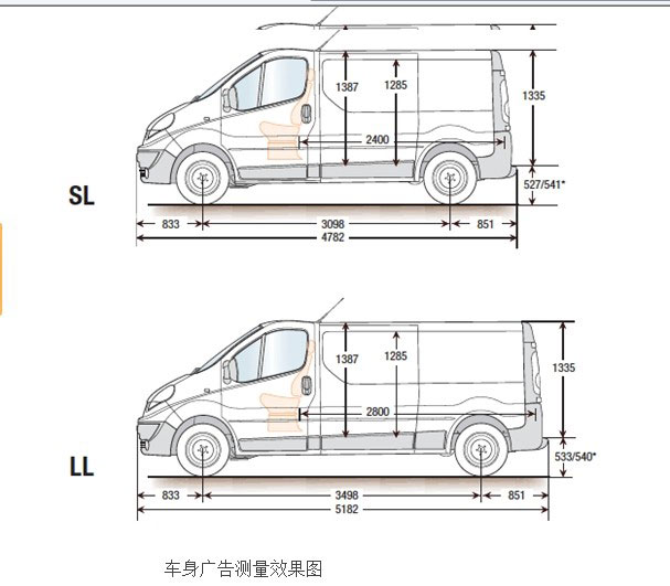 普通货车电路线路图